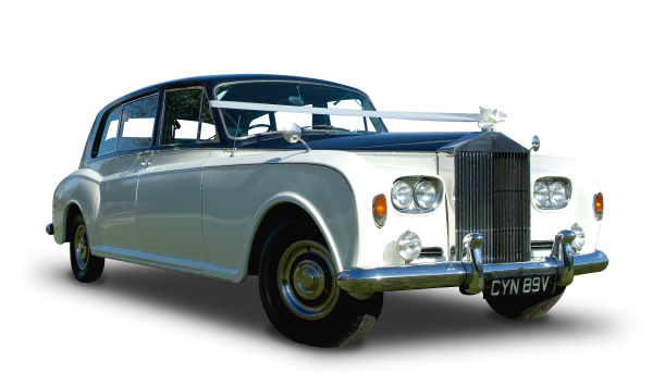 Classic wedding car hire