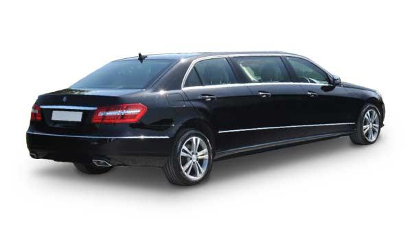 mercedes limousine hire