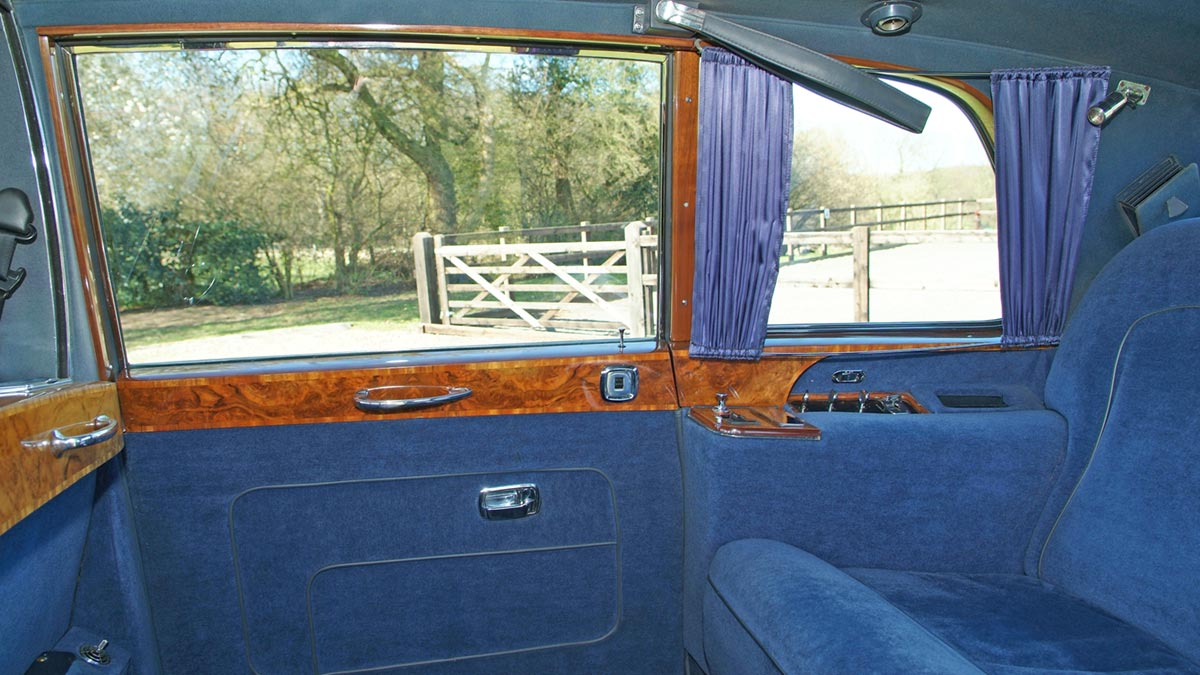 vintage wedding car hire essex