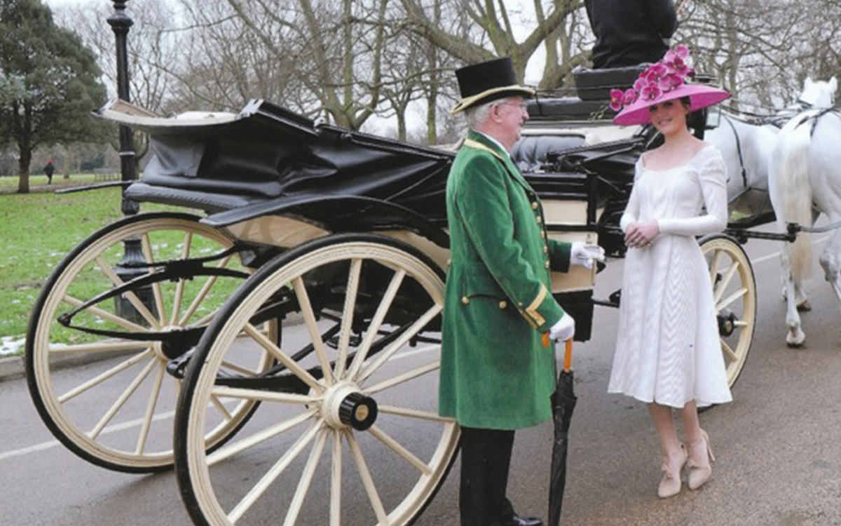 horse and carriage rental essex