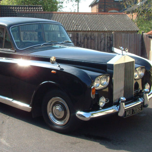 classic rolls royce wedding car hire