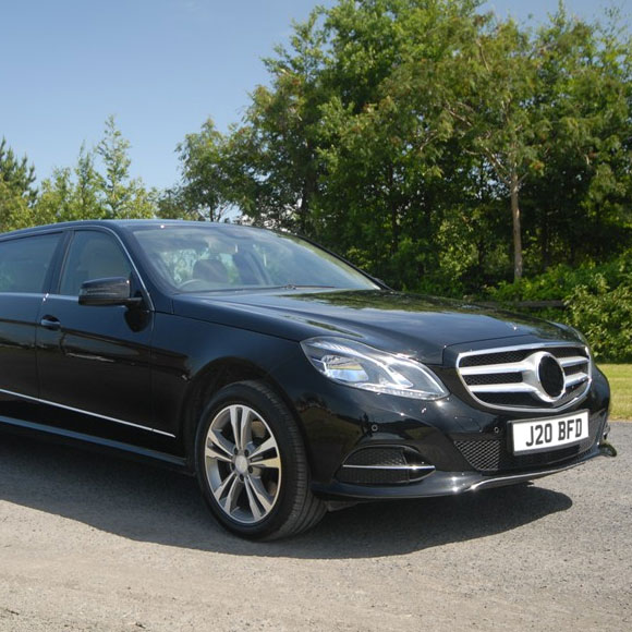 modern wedding car hire Essex