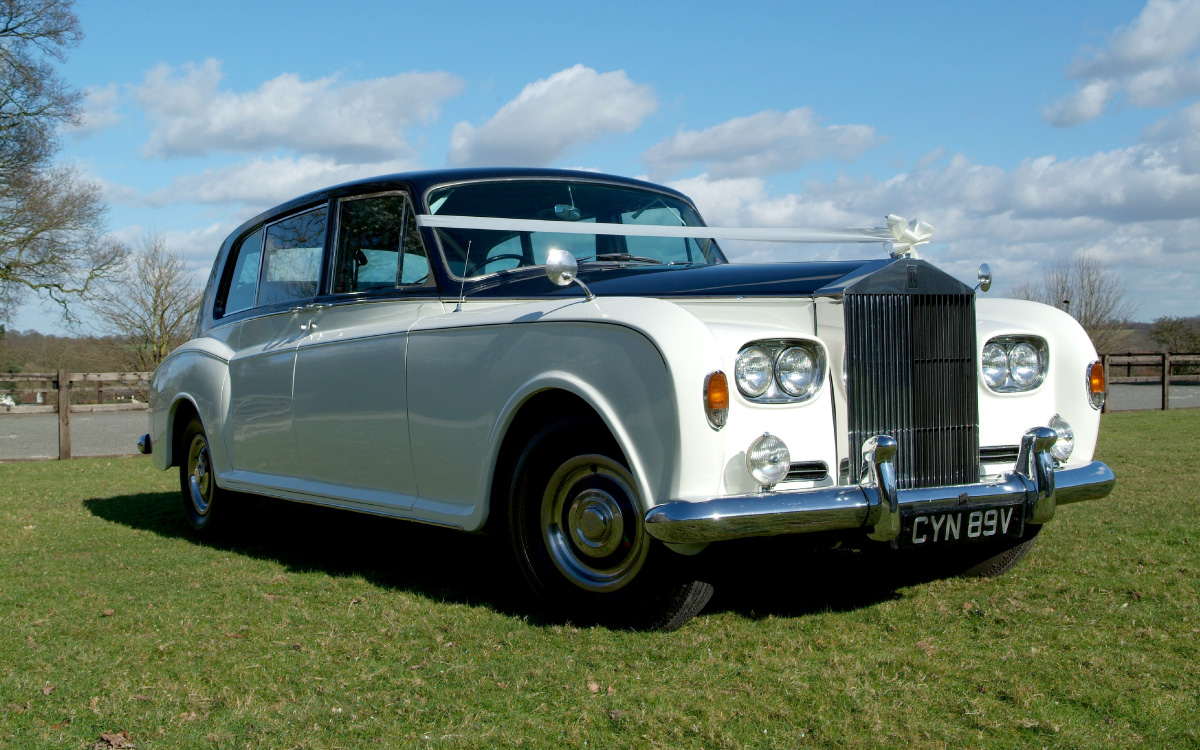 classic wedding car hire essex